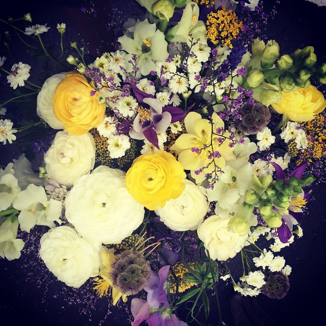 Spring bouquet photo by Kelly Brown