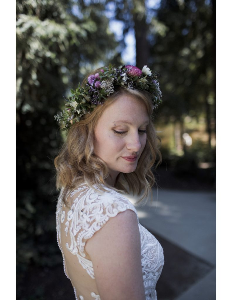Breanne and her flower crown photo by Celeste Noche Photography @extracelestial